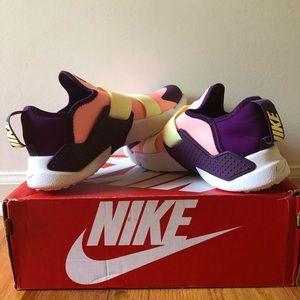 Big Kids' Nike Huarache Extreme Shoes Pink/Citron